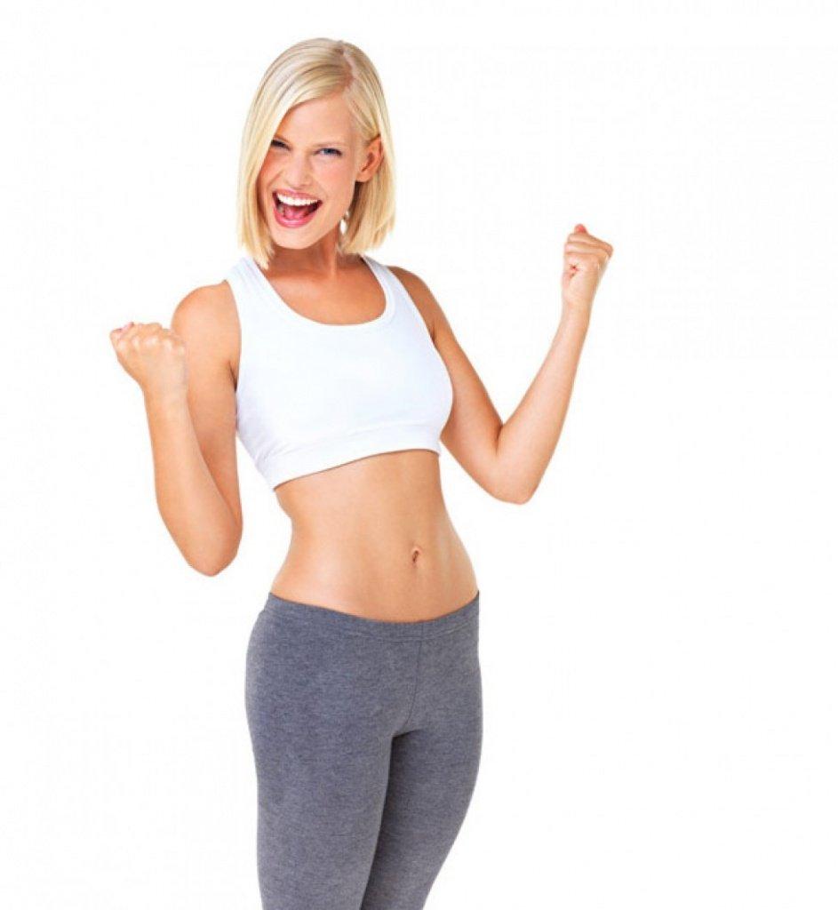 как похудеть за час на 10 кг